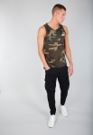 Alpha Industries T-shirt Small Logo Tank