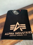 Alpha Industries T-shirt Basic Foil Print 100501FP