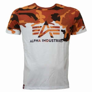 Alpha Industries T-shirt Lost Camo T