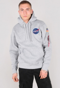 Alpha Industries Bluza Space Shuttle Hoody