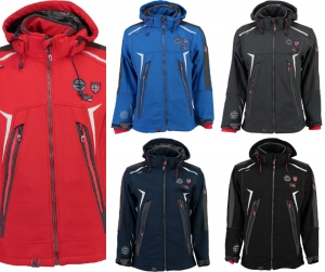 Geographical Norway Softshell TONIC męski