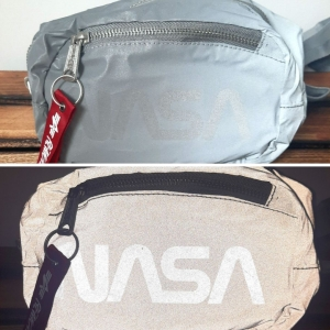 "Alpha Industries ""Nerka"" Waist Bag II odblaskowa (128911)"