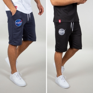 Alpha Industries Szorty NASA Basic 116362