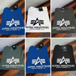 Alpha Industries T-shirt Basic 100501