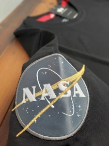 Alpha Industries T-shirt NASA 176506